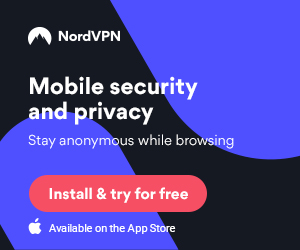 Secure your internet activity with Nord VPN