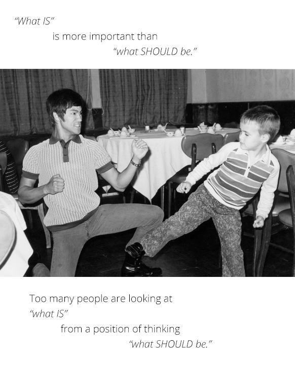 Bruce and son Brandon